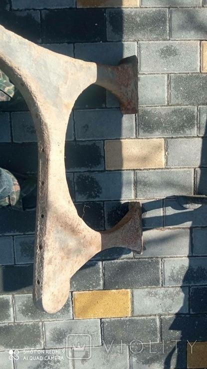 Стойки - основы под лавку, фото №8