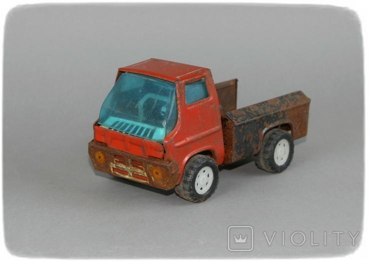 Игрушка Машинка Грузовик Автомобиль, фото №2