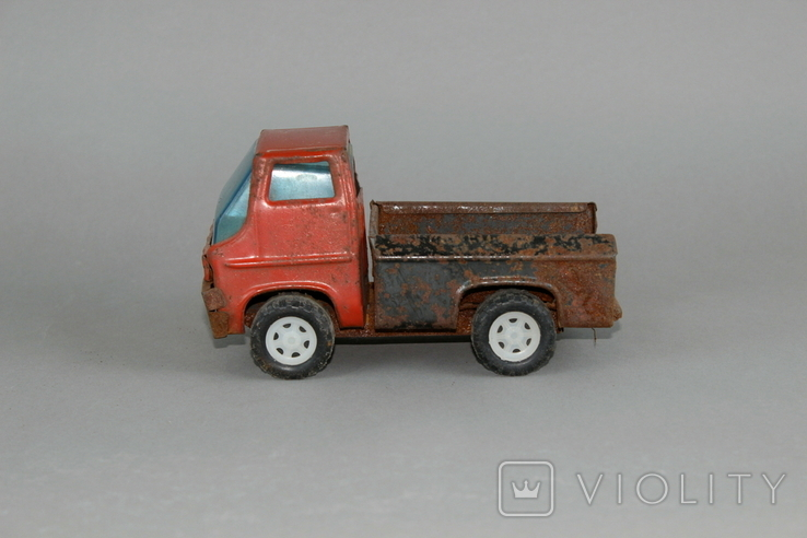 Игрушка Машинка Грузовик Автомобиль, фото №3
