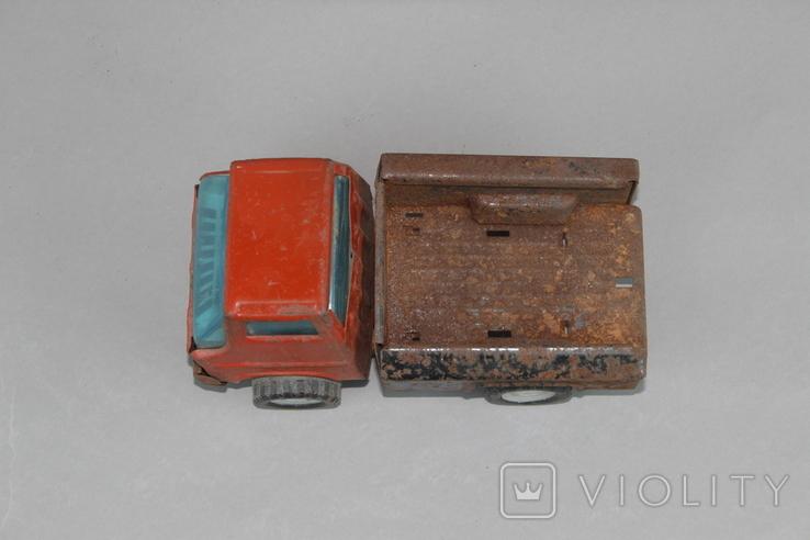 Игрушка Машинка Грузовик Автомобиль, фото №7