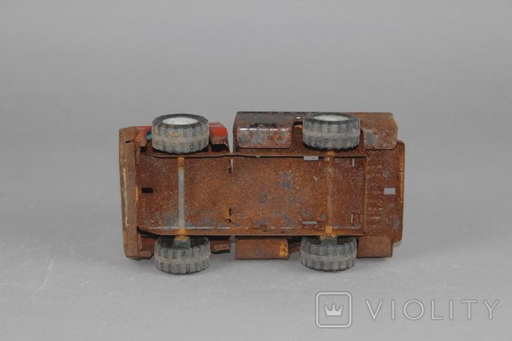 Игрушка Машинка Грузовик Автомобиль, фото №8