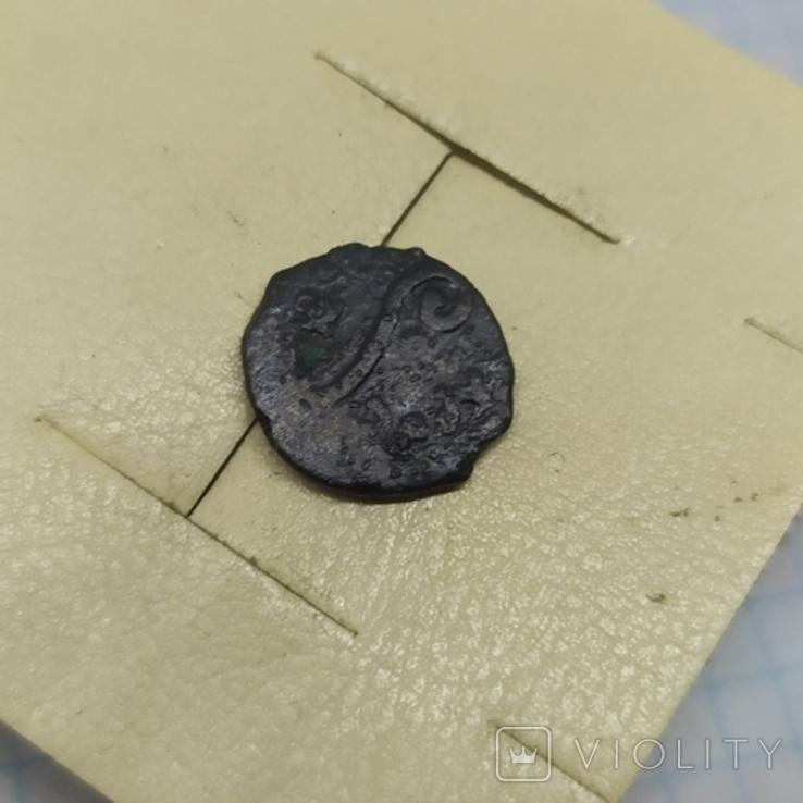 Монета Иудея, прута, прокуратор Понтий Плат (1-13.5), фото №5