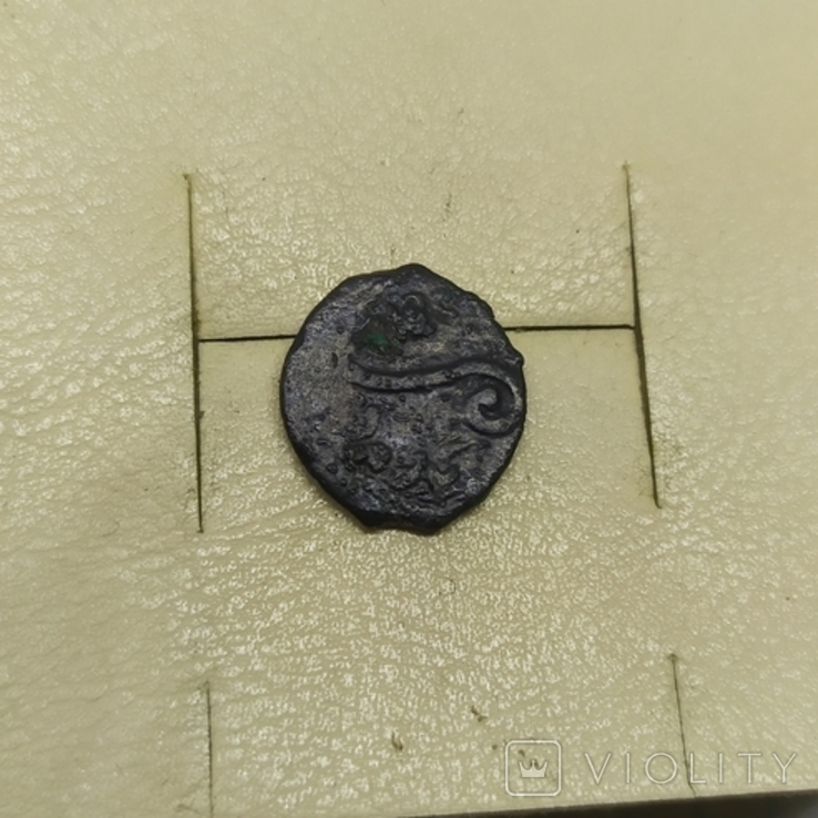 Монета Иудея, прута, прокуратор Понтий Плат (1-13.5), фото №6