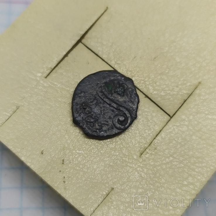 Монета Иудея, прута, прокуратор Понтий Плат (1-13.5), фото №7