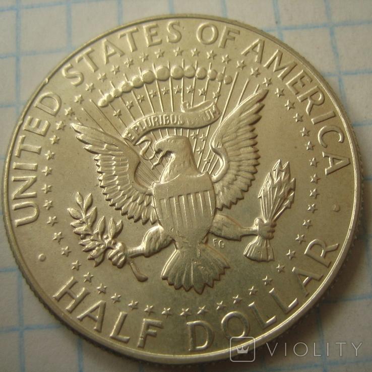 США 50 центов 1967 года., фото №9