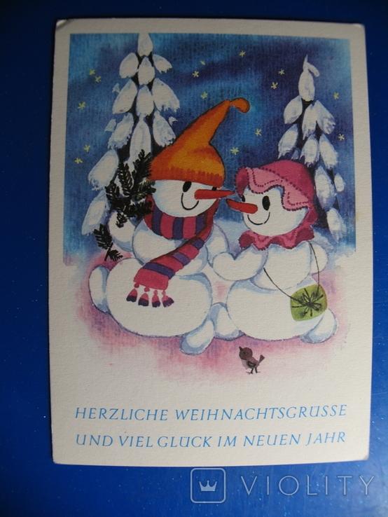 С новым годом Германия чистая, фото №2