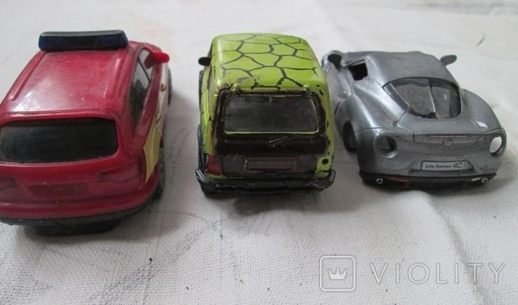 Машинки на реставрацию 7 шт, фото №6