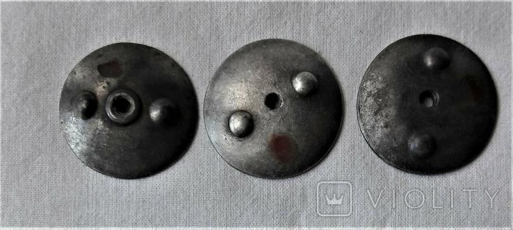 Орденские закрутки 3 шт., реплики (6), фото №2