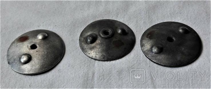 Орденские закрутки 3 шт., реплики (6), фото №5