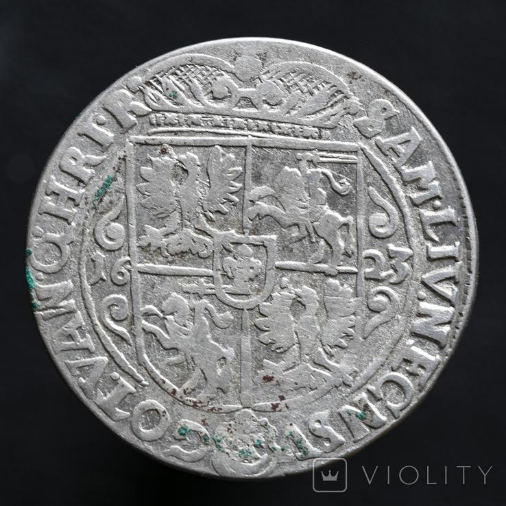 Орт Сигизмунда 3 1623 г., фото №3