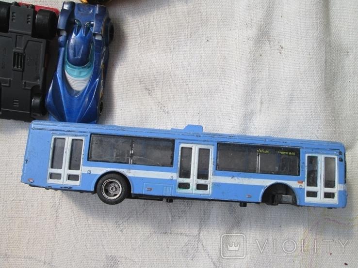 Машинки в т.ч. Hot Wheels, фото №11