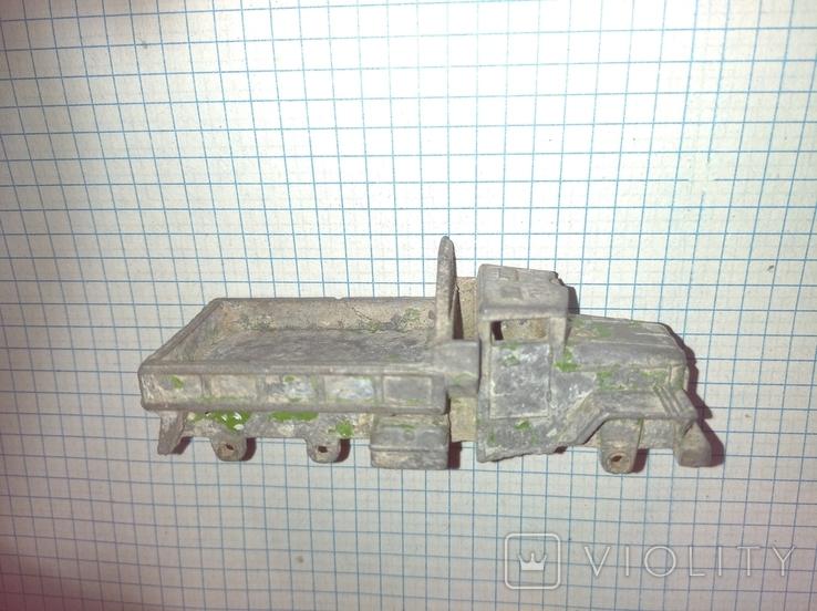 Игрушечный грузовик, фото №4