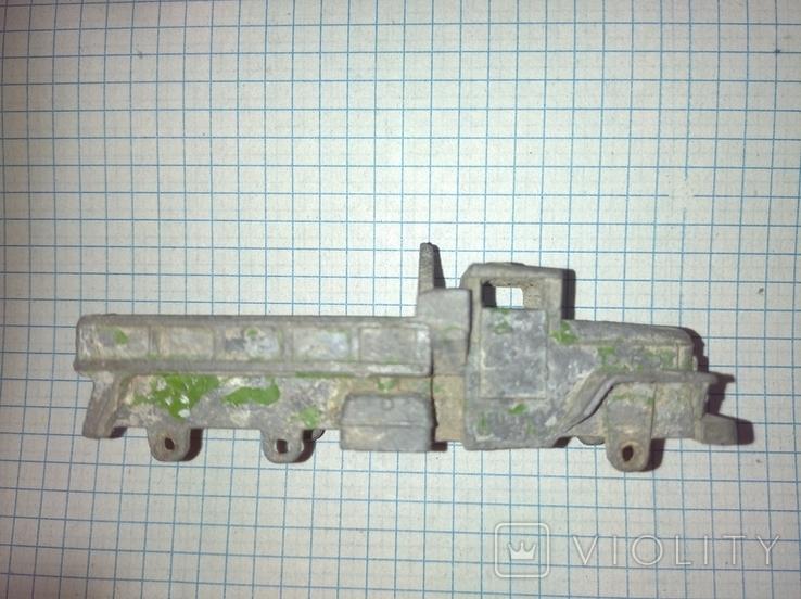 Игрушечный грузовик, фото №5