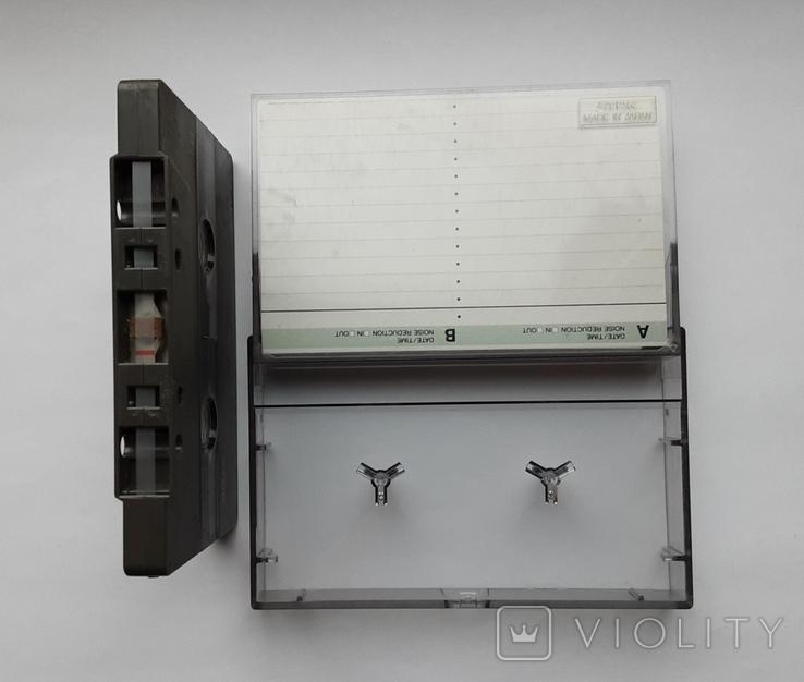 Аудиокассета TDK AR60 (Jap), фото №5