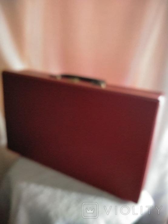 Кофр с кассетами 30 шт., фото №6