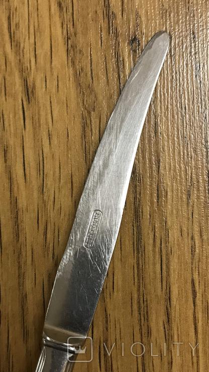 Десертный нож Кригсмарине. Третий Рейх, свастика., фото №4