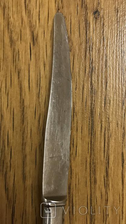 Десертный нож Кригсмарине. Третий Рейх, свастика., фото №5