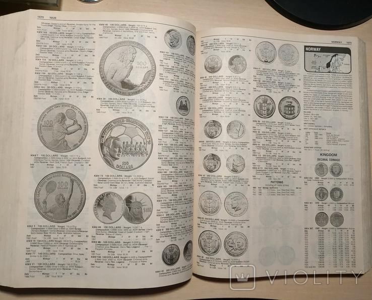"Каталог Краузе 2005 год. ""Монеты мира с 1901 года"" 32 Издание., фото №10"