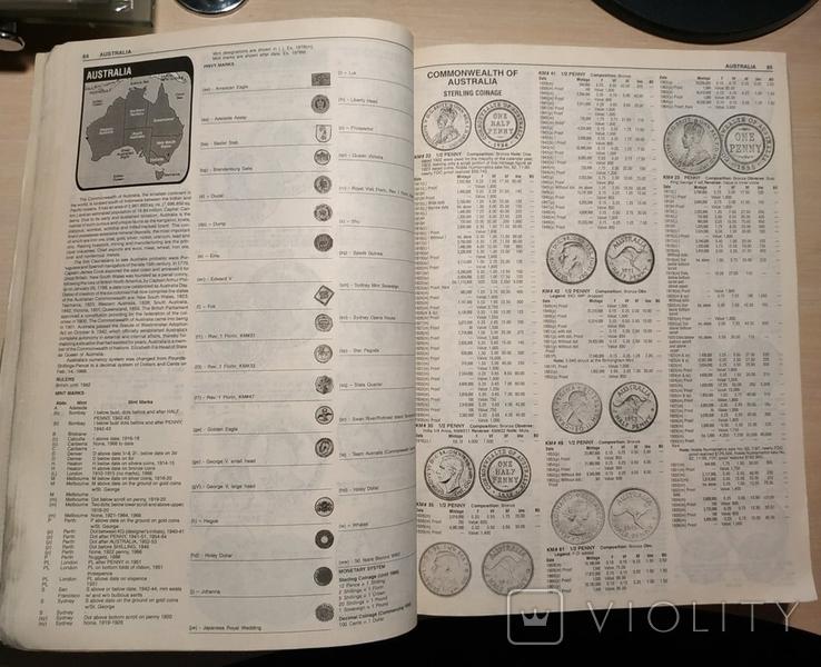 "Каталог Краузе 2005 год. ""Монеты мира с 1901 года"" 32 Издание., фото №11"