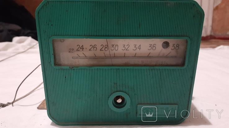 Блок температуры, фото №5