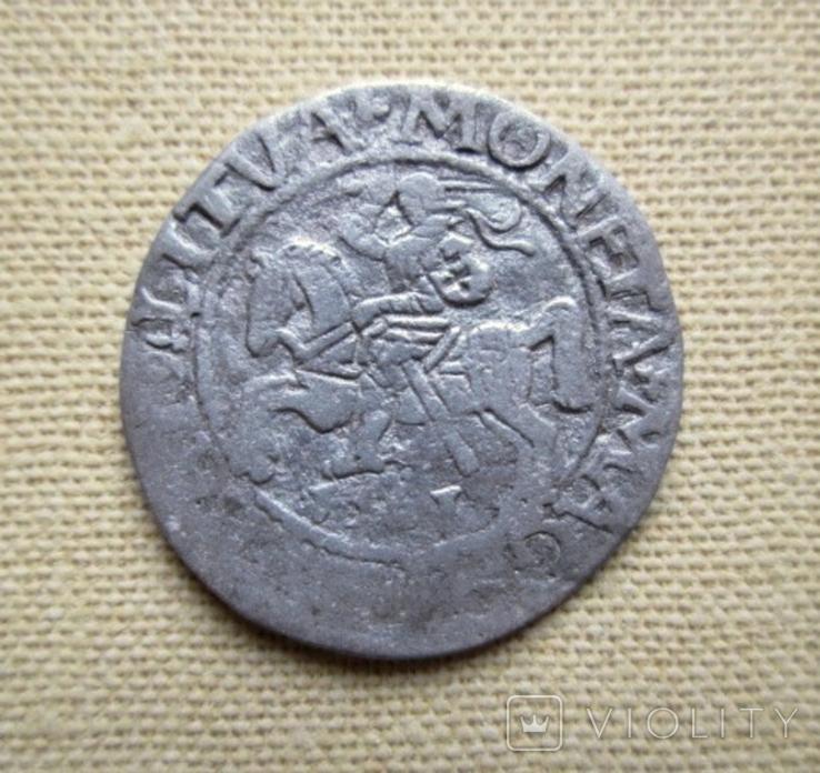Полугрош 1561 г., фото №2