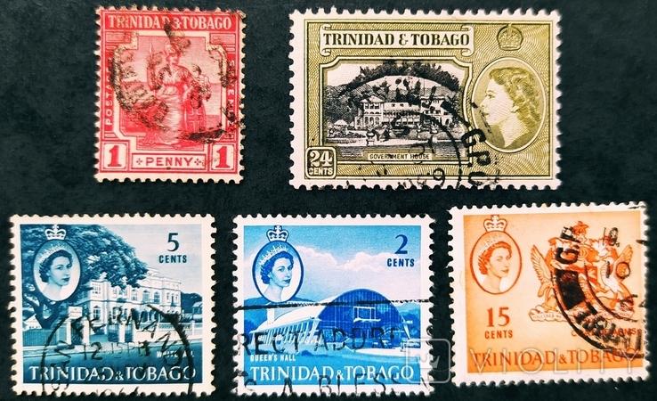 Тринидад и Тобаго. 1880-1930г. Колония Великобритании