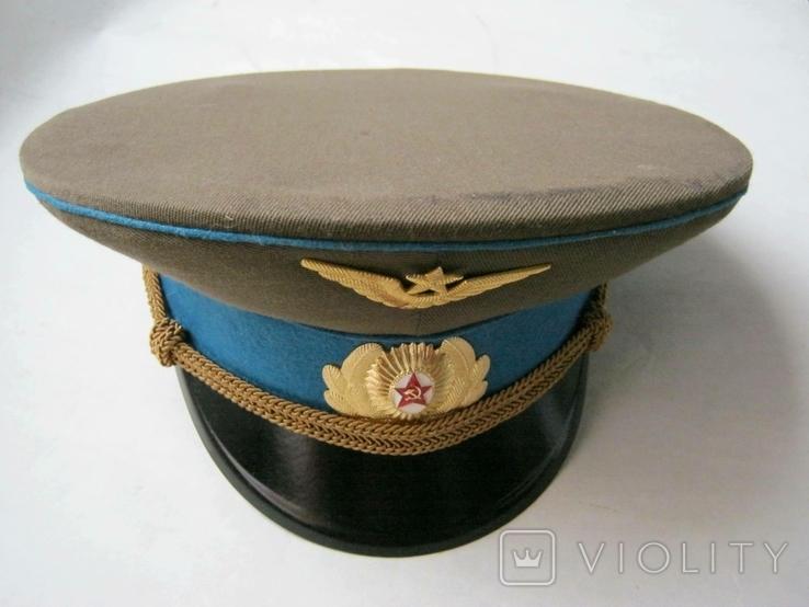 Фуражка ВВС СССР., фото №2