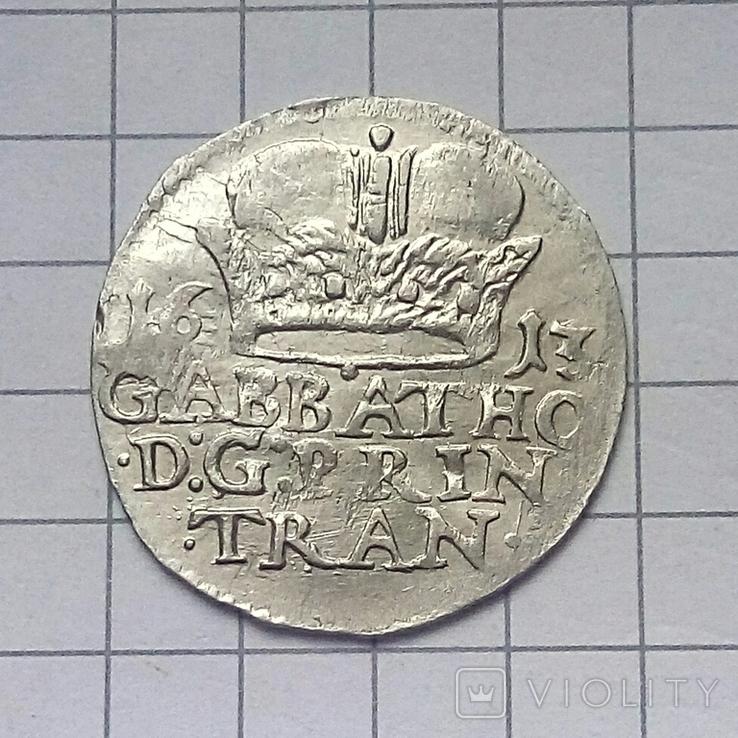 Грош 1613 года ( Трансильвания ), фото №2