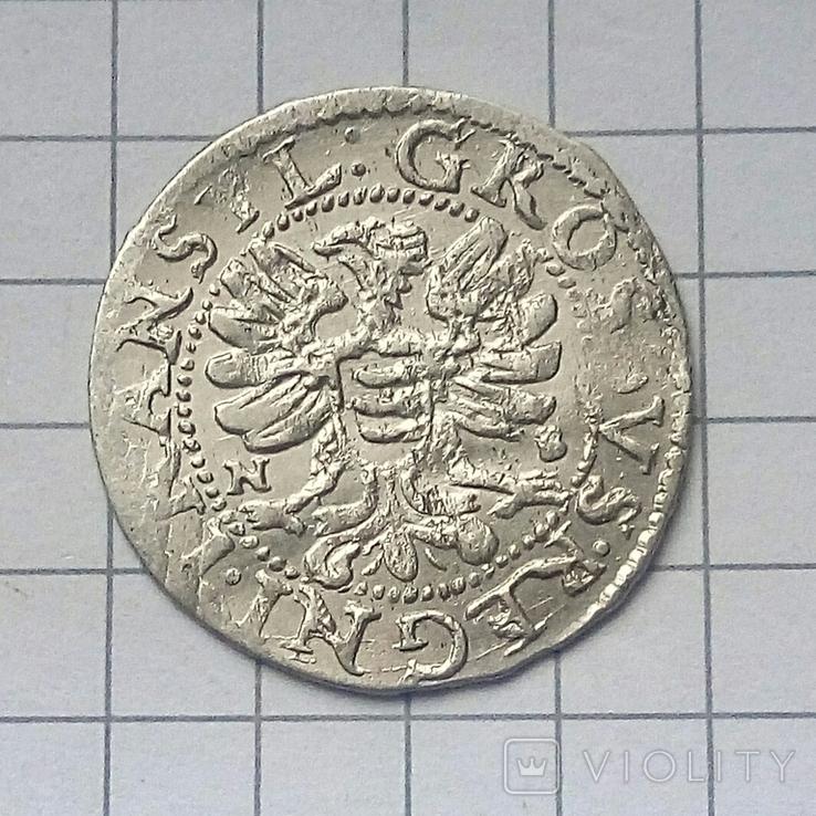 Грош 1613 года ( Трансильвания ), фото №4