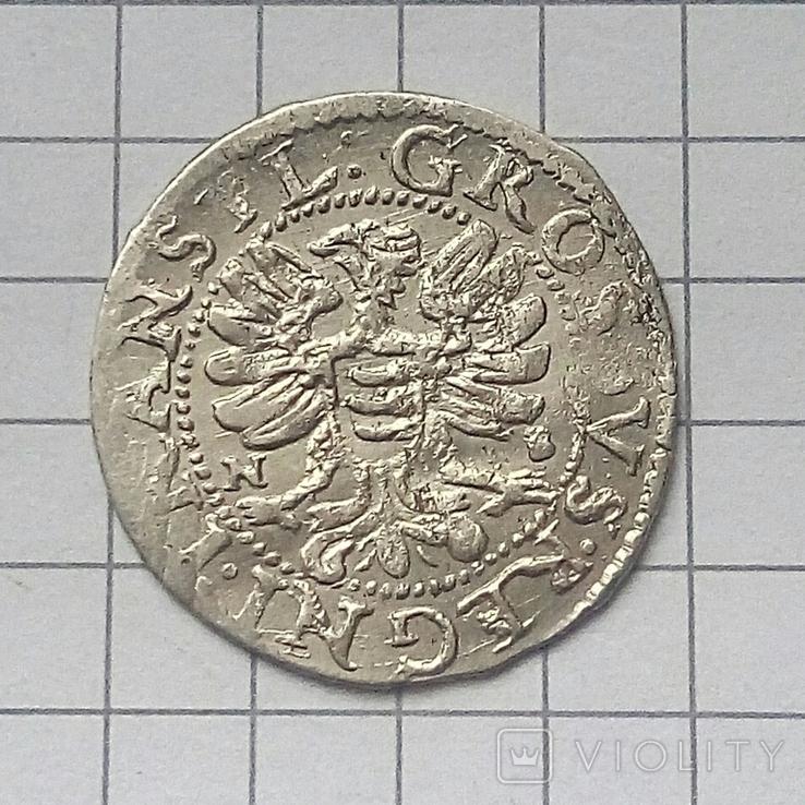 Грош 1613 года ( Трансильвания ), фото №9