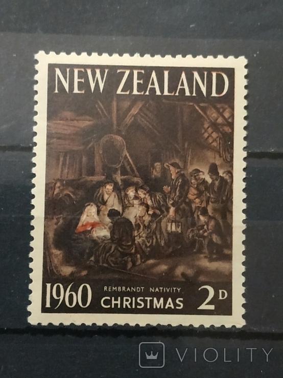 Новая Зеландия MNH
