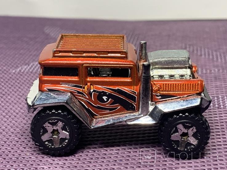 Hot Wheels Mad Mudder 2, фото №3