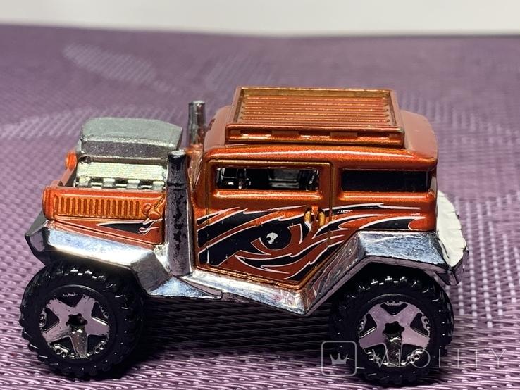Hot Wheels Mad Mudder 2, фото №4