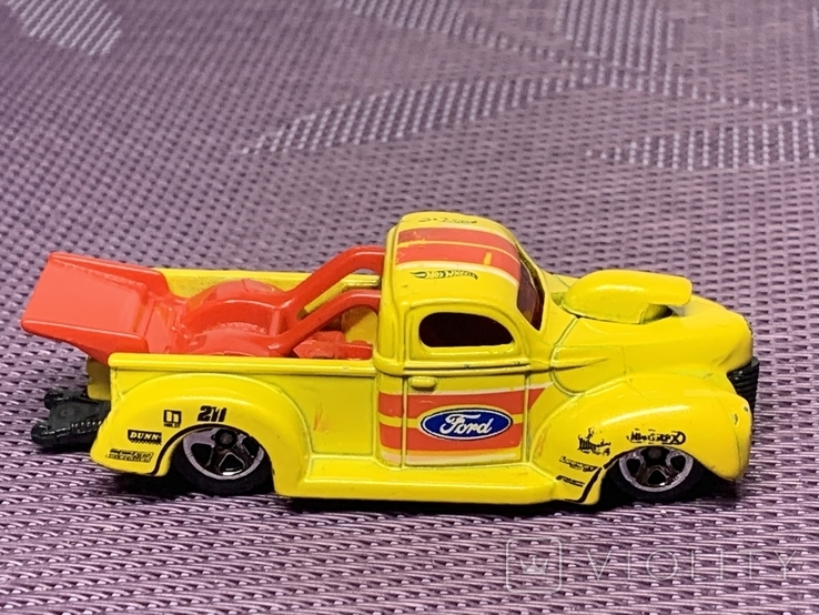 1997 Hot Wheels 40 Ford, фото №3