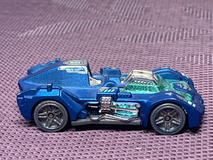 Turbot Hot Wheels 2015, фото №3