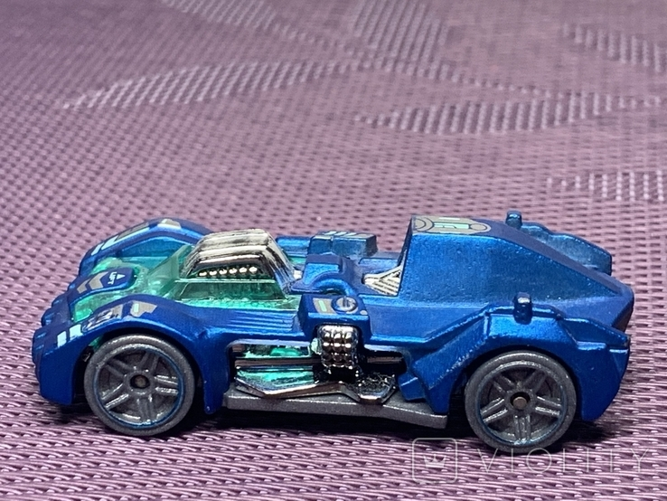 Turbot Hot Wheels 2015, фото №4