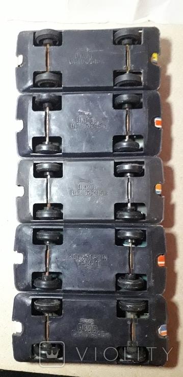 Гоночные машинки СССР 5 шт. Киевский з-д, фото №4