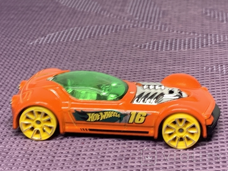 Ballistik Hot Wheels 2014, фото №3
