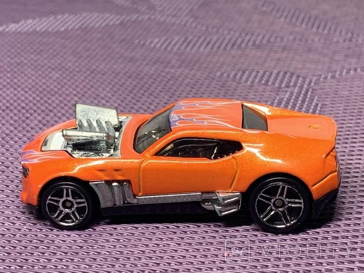 Twinduction Hot Wheels 2010, фото №3