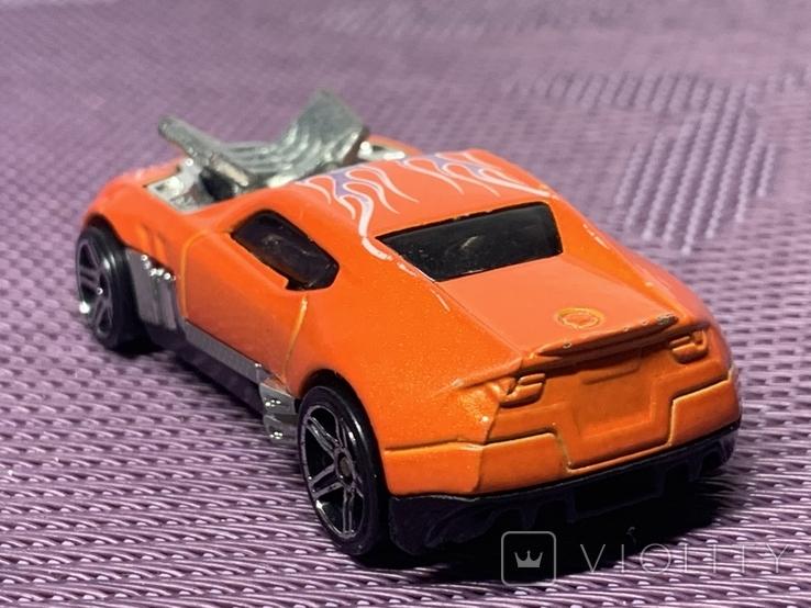 Twinduction Hot Wheels 2010, фото №4