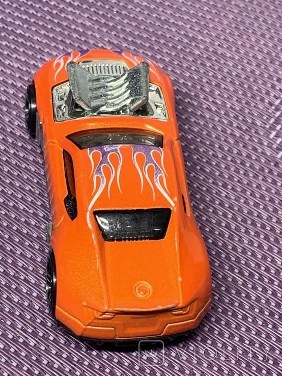 Twinduction Hot Wheels 2010, фото №5