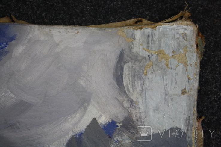 Картина 100х73 Худ. Дашкевич, фото №9