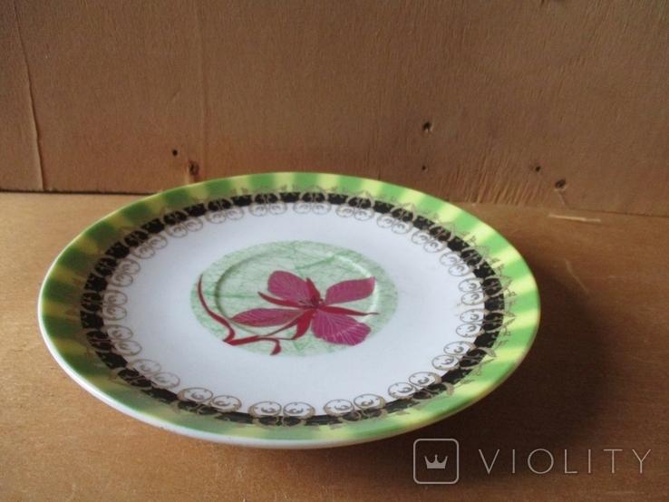 Старая тарелка 1909 г., фото №3