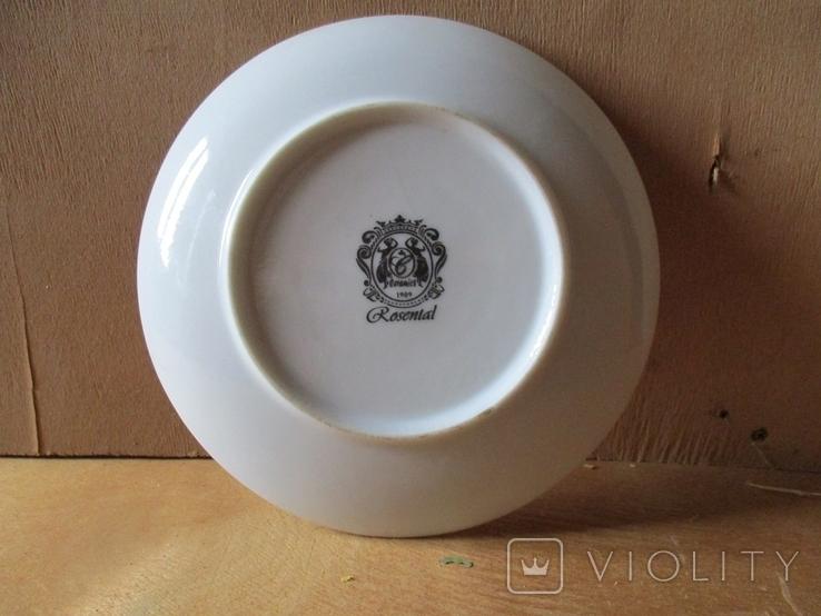 Старая тарелка 1909 г., фото №4