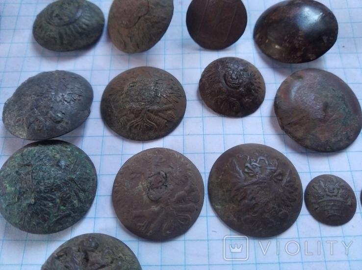 Пуговицы разные, фото №7