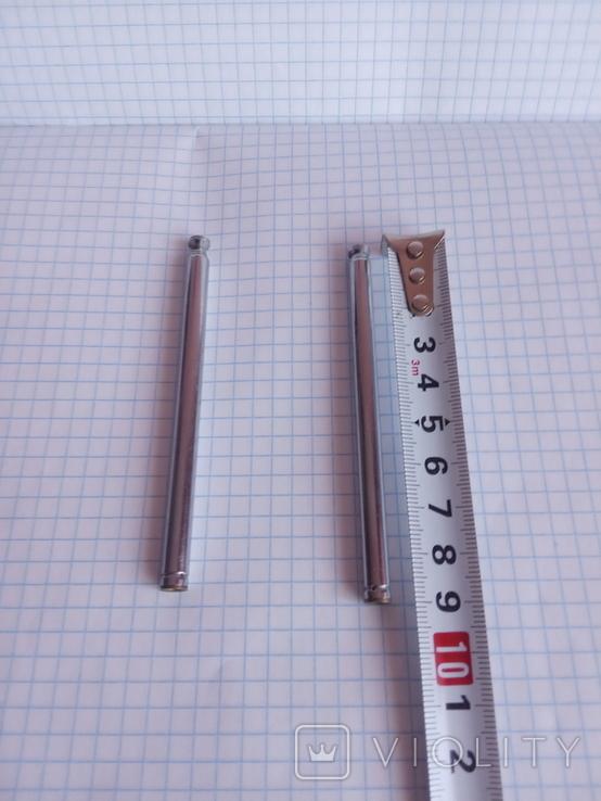 Антени для радіоприймача 2 шт. (40 см), фото №3