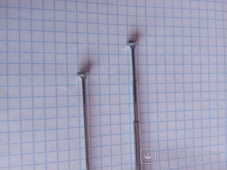 Антени для радіоприймача 2 шт. (40 см), фото №5