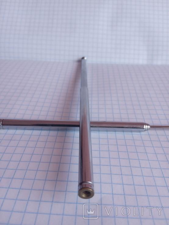 Антени для радіоприймача 2 шт. (40 см), фото №7