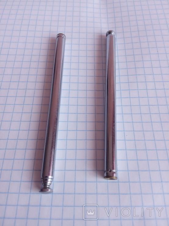 Антени для радіоприймача 2 шт. (40 см), фото №8
