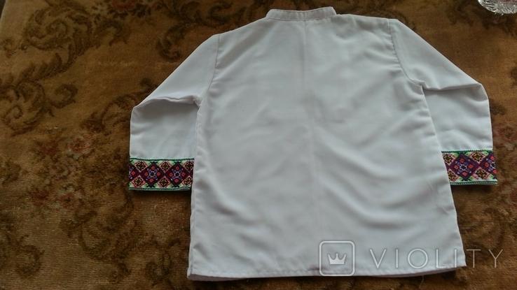 Рубашка вышитая, фото №4